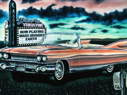 1959 Drive In Dream