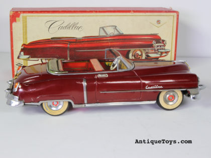 Alps Tin Cadillac from Japan