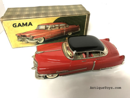Gamma Tin Cadillac from Germany
