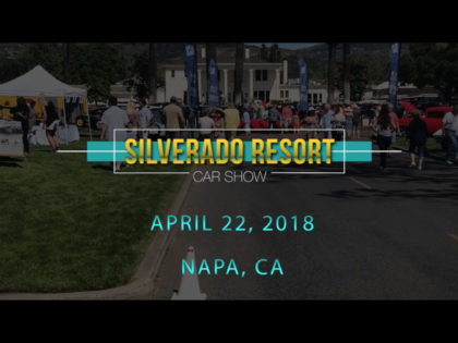 Silverado Resort Car Show 2018 – Cadillacs