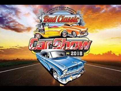 Budweiser Classic Car Show 2018