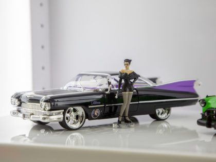 Catwoman Cadillac Toy at SEMA