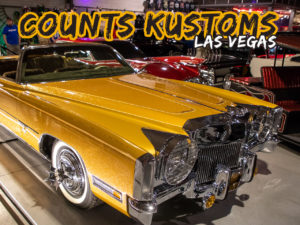 Count's Kustoms  Las Vegas