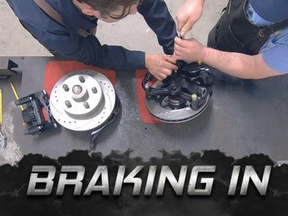 Braking In