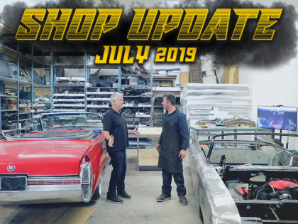 Caddy Daddy Presents Shop Update