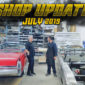 Caddy Daddy Presents Shop Update