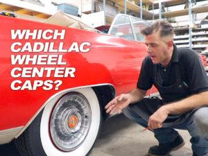 Which Cadillac Wheel Center Caps?