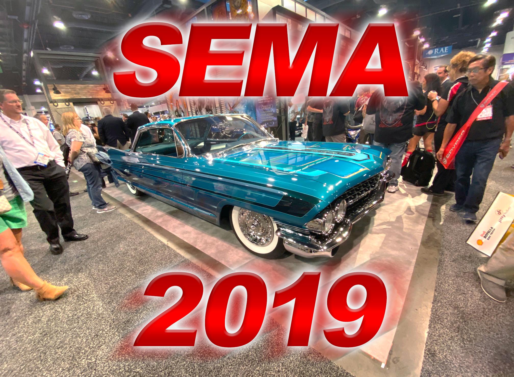 Sema Car Show >> Sema 2019 Caddy Daddy Presents