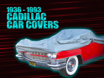 Cadillac Car Covers