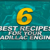 The Six Best Recipes For Your Cadillac Engine
