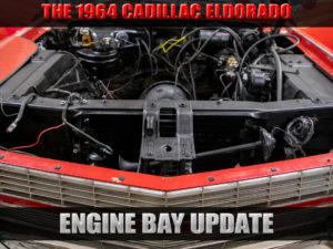 64′ Engine Bay Update