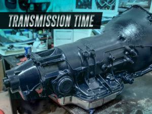 Turbo 400 Transmission Install