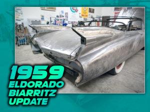 59′ Eldorado Biarritz Update