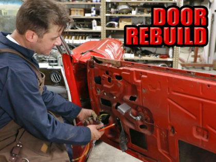 Door Rebuild