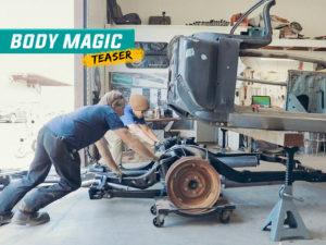 Body Magic Teaser