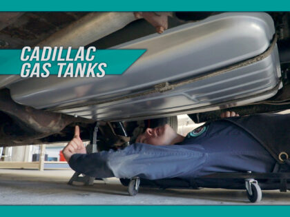 Cadillac Gas Tanks