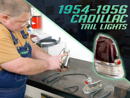 1954-1956 Cadillac Tail Lights