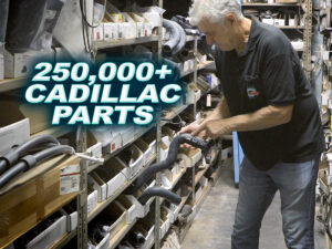 Over 250,000 Cadillac Parts