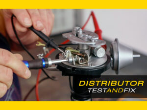 How To Test and Fix a Classic Cadillac Distributor