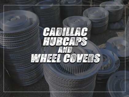 Cadillac Hubcaps and Wheel Covers