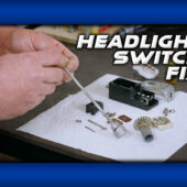 How To Fix A Cadillac Headlight Switch