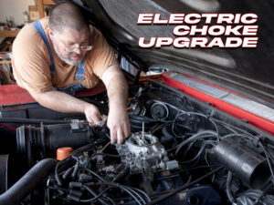 How To Install an Electric Choke on a Cadillac