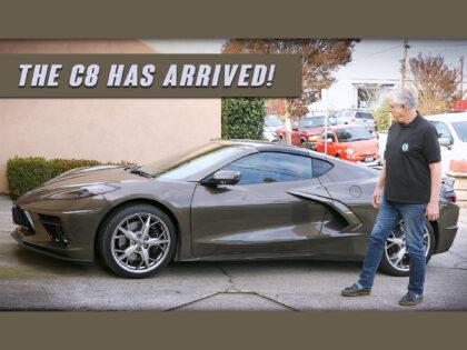 2020 C8 Corvette Update
