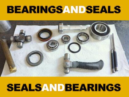 Cadillac Bearings and Seals – General Info