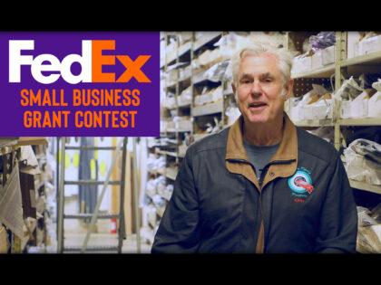 Caddy Daddy FedEx Small Business Grant Contest Entry 2021