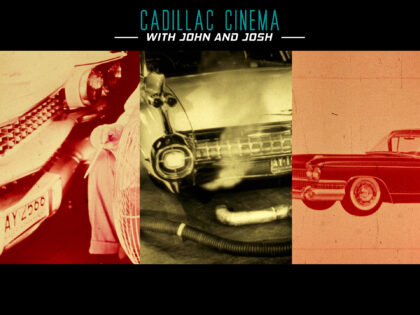 The 1959 Cadillac Vintage Film Strips