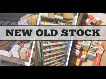 More New Old Stock Cadillac Parts